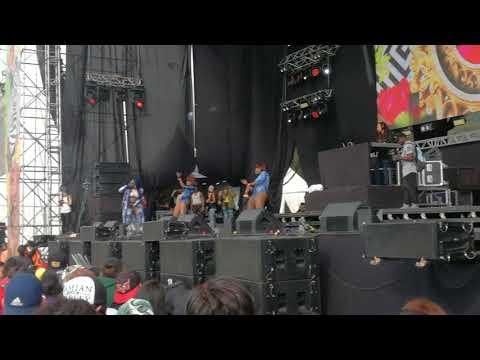 Spice (Vybz Kartel) - Conjugal Visit  live Jamming Festival 2018