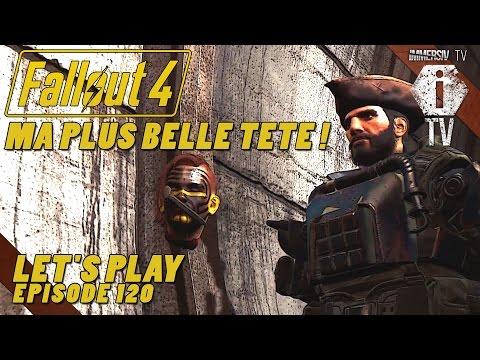MA PLUS BELLE TETE | EP-120 | Fallout 4 Far Harbor - Let's Play FR