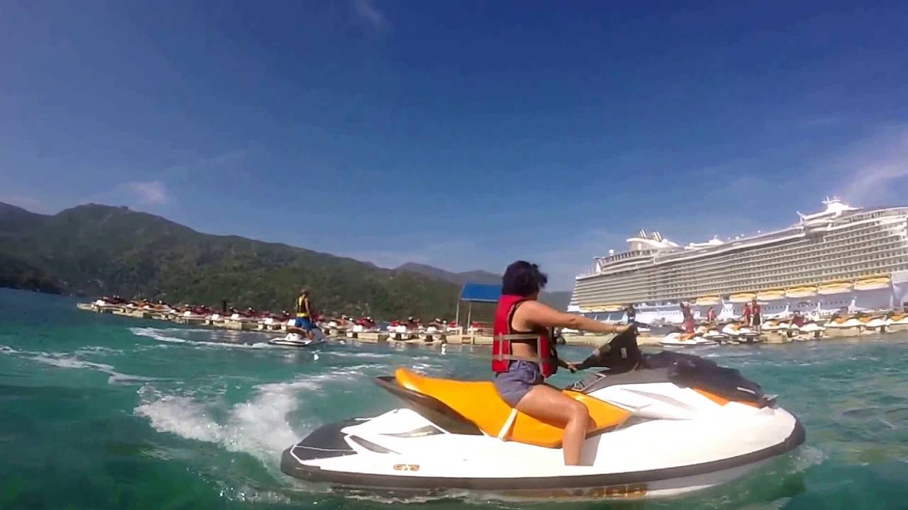 NEW DRIVER: LABADEE WAVE JET TOUR