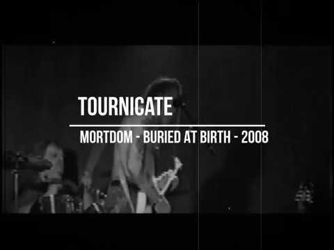 Mortdom - Tournicate - Buried At Birth (2008)