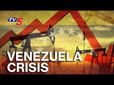 Venezuela's Economic Crisis Worsens as Oil Prices Fall | TV5 News