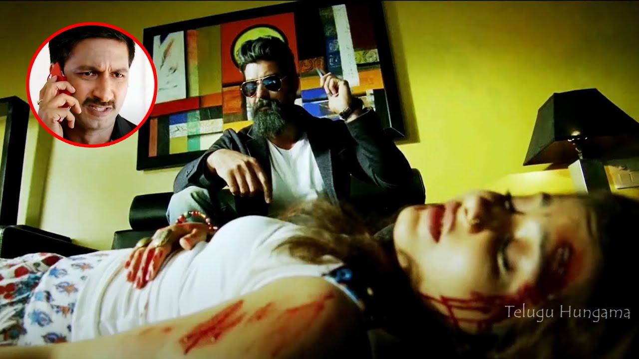 Download Gopichand And Rashi Khanna Ultimate Movie Scene | Telugu Hungama