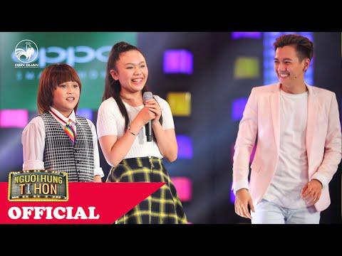 Người Hùng Tí Hon | Tập 2: LK Roar - Tôi Yêu (Trâm Anh & Thiên Khôi)