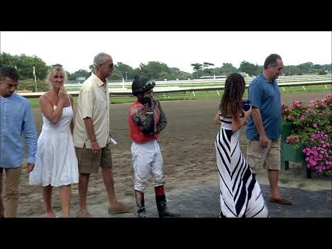 video thumbnail for MONMOUTH PARK 8-18-19 RACE 11