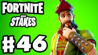 Hacivat Gear Set! High Stakes Getaway! - Fortnite - Gameplay Part 46