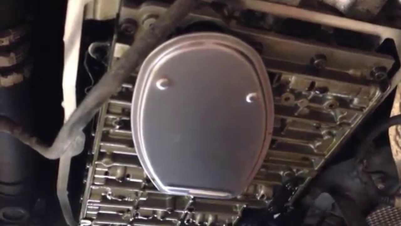 Manutenzione Cambio Automatico Mercedes Classe E 320