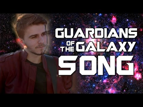 "Guardians Of The Galaxy Song - ""The Guardians Are Back"" Feat. Bonecage"