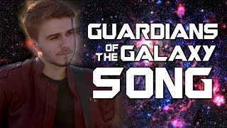 """Guardians of the Galaxy Song - """"The Guardians Are Back"""" feat. Bonecage"""