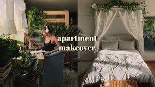 studio apartment makeover + updated apartment tour