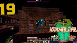 KARMALAND - EL JEFE PIRATA -  Episodio 19 - Minecraft serie de mods - sTaXx
