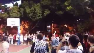"Streeball Legend ""Hot sauce"" in Taiwan"