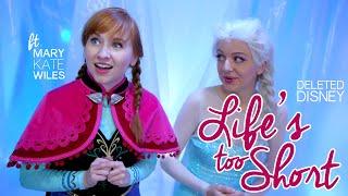 """Deleted Disney: """"Life"""