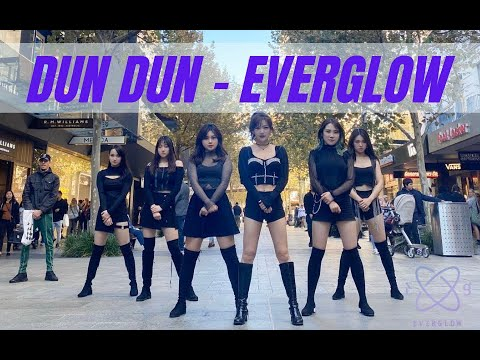 """[KPOP IN PUBLIC] 에버글로우 EVERGLOW - """"DUN DUN"""" Dance Cover by The MOVEs Perth"""