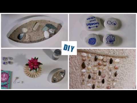 Diy Beach Decor Pinterest