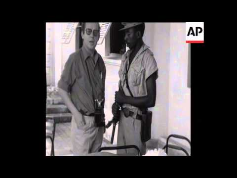 SYND 11-3-69 ATTEMPTED COUP D'ETAT TO OVERTHROW PRESIDENT MACIAS