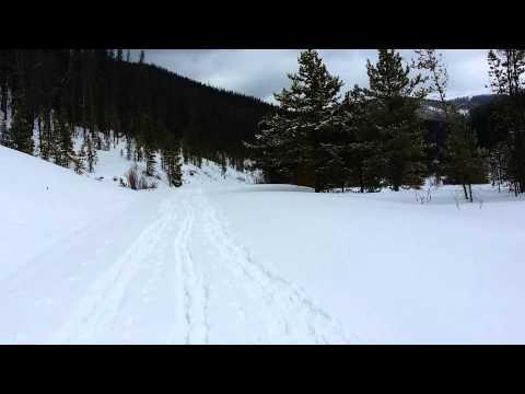 Vagabond Ranch Snowmobile Ride