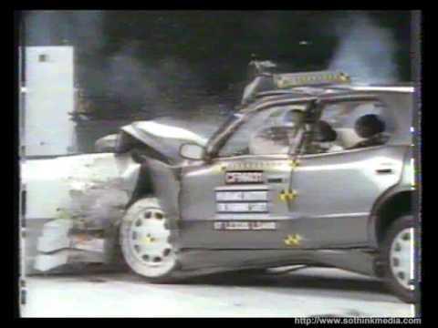 crash test con cadaveres