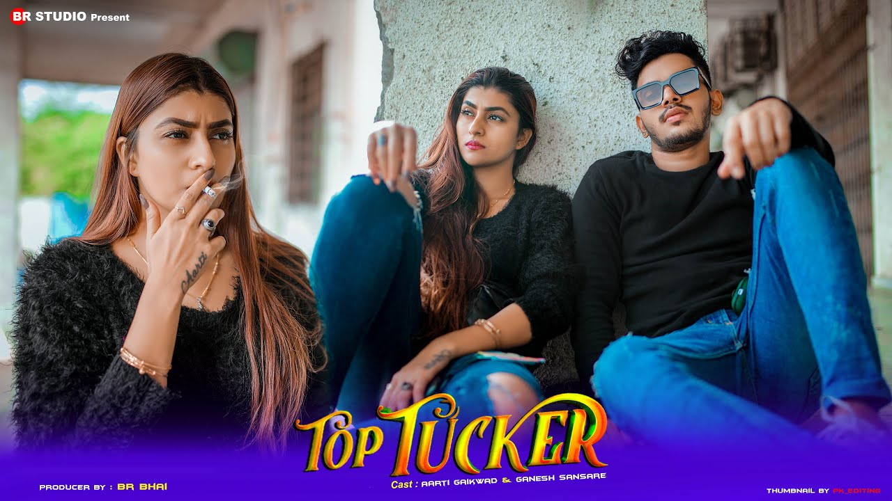 Top Tucker Song | Badshah & Rashmika Mandanna | Latest Hindi Song | New Love Story | BR-Studio