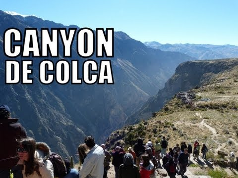 Magical Peru #13: Canyon de Colca