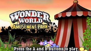 Wonder World Amusement  Park Wii GamePlay