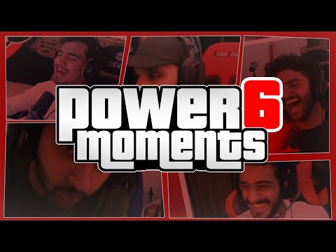 POWER Moments .6
