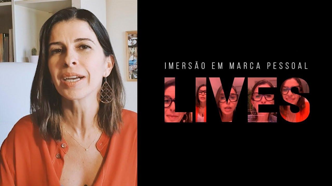 Convite Imersão em Marca Pessoal - 2ª edição