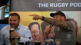 The Rugby Pod - Live Show