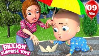 Rain Rain Go Away |+More BST Kids Songs & Nursery Rhymes