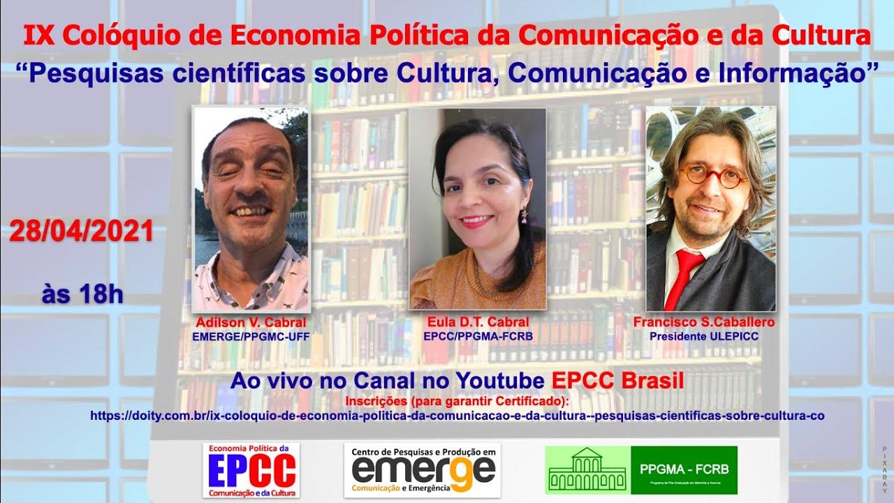 EPCC disponibiliza na web análise sobre pesquisas científicas nacionais e internacionais da área