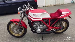 BIMOTA GT750 360 deg.