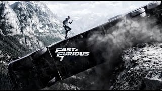 Action Movies 2015 - Fast and Furious 7 - New Movies English  2015 - Paul Walker - Behind scenes