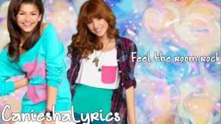 Shake It Up - Bella Thorne & Zendaya - Watch Me (Lyrics Video) HD