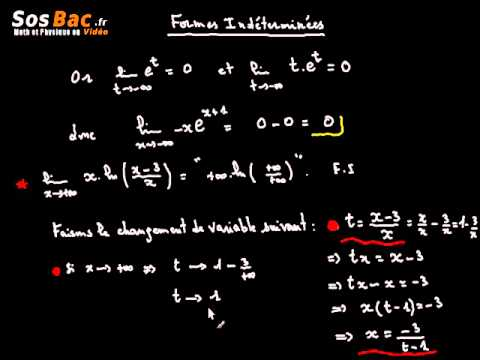 Limites et Continuité cours 11 : 2 BAC International