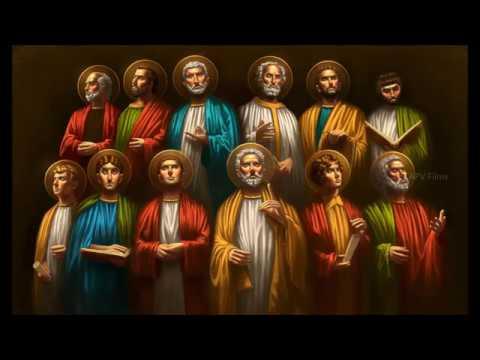 The Twelve Apostles Song  Malayalam  Fr Behanan