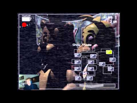 Five Night At Freddy´s #1 Med Cam