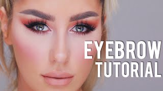 EYEBROW TUTORIAL- CHRISSPY