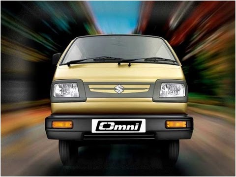 Maruti Suzuki Omni 8 Seater - Review