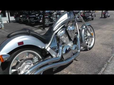 Used 2010 Honda Fury Vt1300cx Motorcycle For Sale Youtube