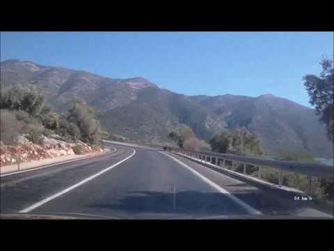 Demre - Finike - Kemer Yolu Full HD
