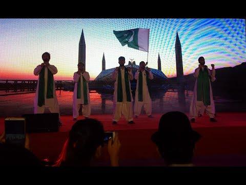 The 4th International Culture Festival of NPU in Xi'an, China
