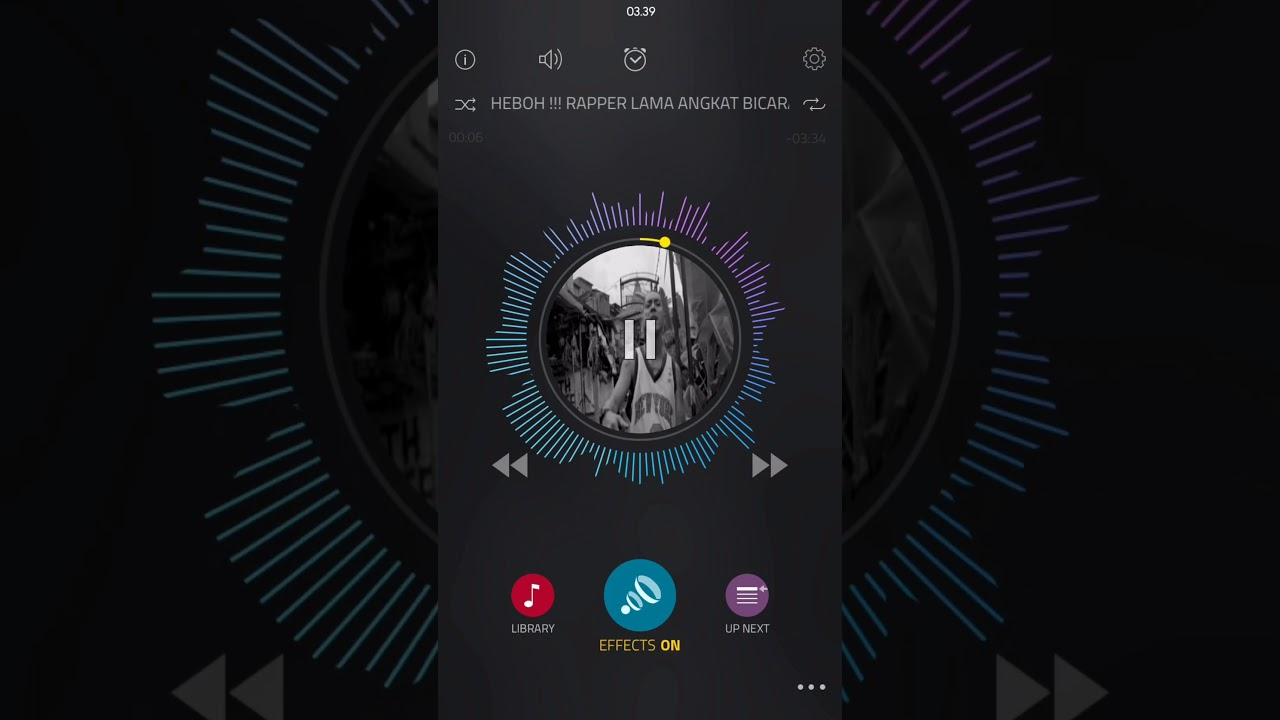 music player for android with equalizer