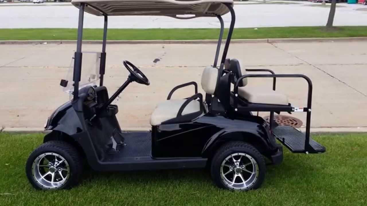 Kawasaki Engine Golf Cart