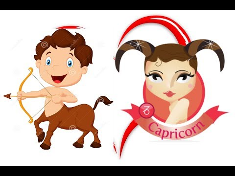 Sagittarius Man and Capricorn Woman - Compatible?