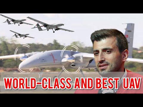 Turkish Drone Akinci and Bayraktar TB3 will use locally made machines