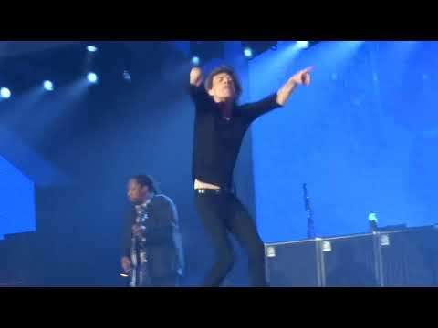 The Rolling Stones, She's So Cold. 15-10-2017, GelreDome, Arnhem