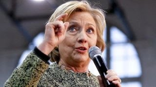 Clinton does debate prep while team addresses email fallout