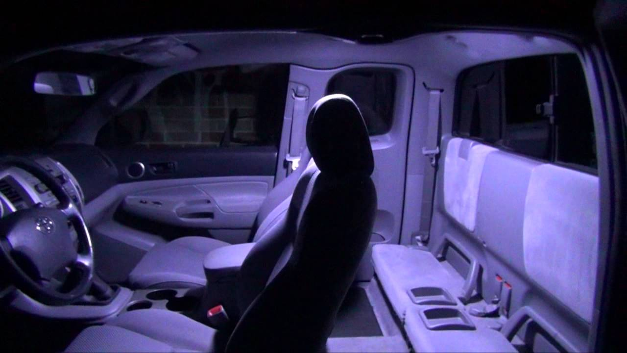 Interior LED Lighting in My Truckzzz! & Interior LED Lighting in My Truckzzz! - YouTube azcodes.com