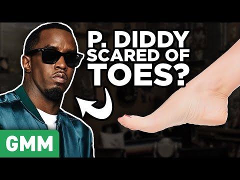 Weirdest Celebrity Phobias Game