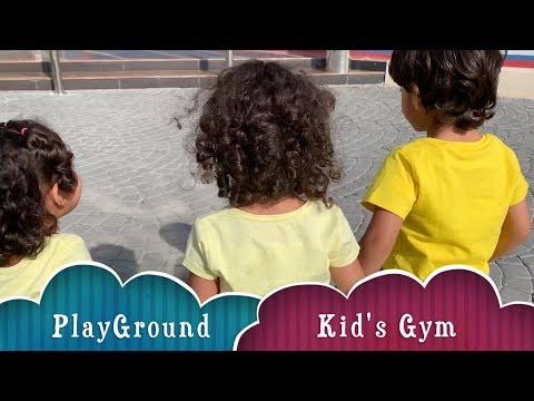 Interactive children's indoor playground in Dubai (Kid's Gym)