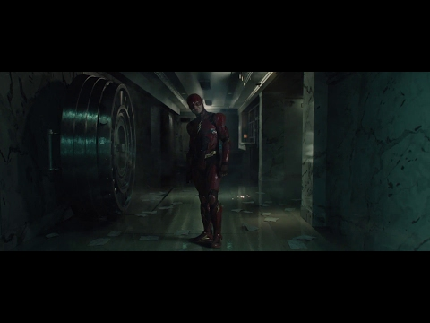 Suicide Squad - The Flash arrests Captain Boomerang (2016)